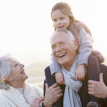 Лични отношения на дете с баба и дядо