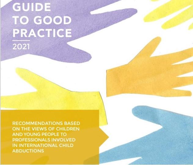 Ръководство за добри практики за специалисти, участващи в производства по отвличане на деца